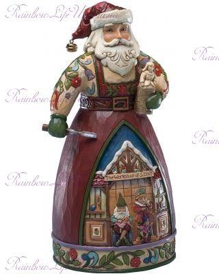 """Фигурка Санта с игрушками """"Enesco"""""""