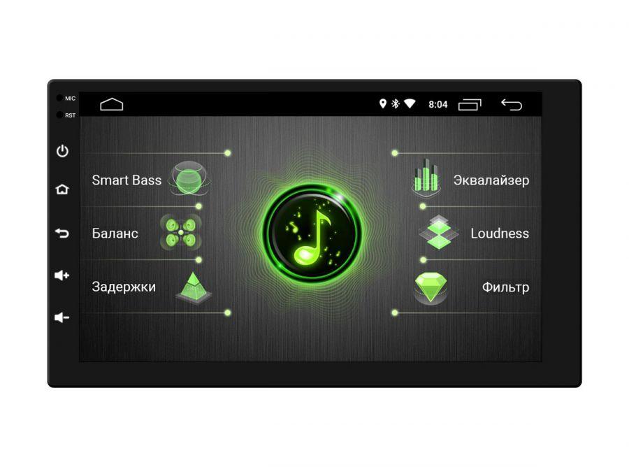 Incar DTA-7707 (Android 9) магнитола 2 DIN
