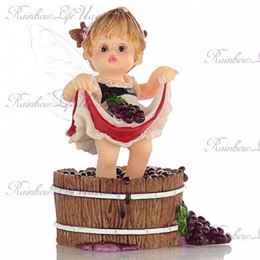 """Фигурка фея Виноделия """"Kitchen Fairies"""""""