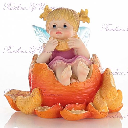 """Фигурка фея Апельсиновая радость """"Kitchen Fairies"""""""