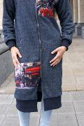 женское пальто Париж