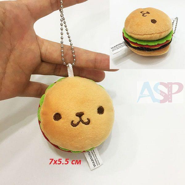 Мягкая игрушка Гамбургер