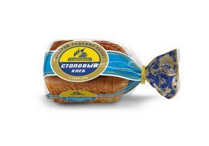 Хлеб Каравай Столовый половинка 375г