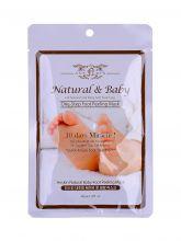Natural Baby Foot Peeling Mask/ Sheet Пилинг для ног 40мл*1