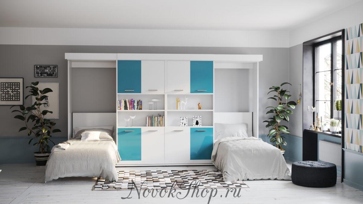 Шкаф-кровать, трансформер GEMELY I