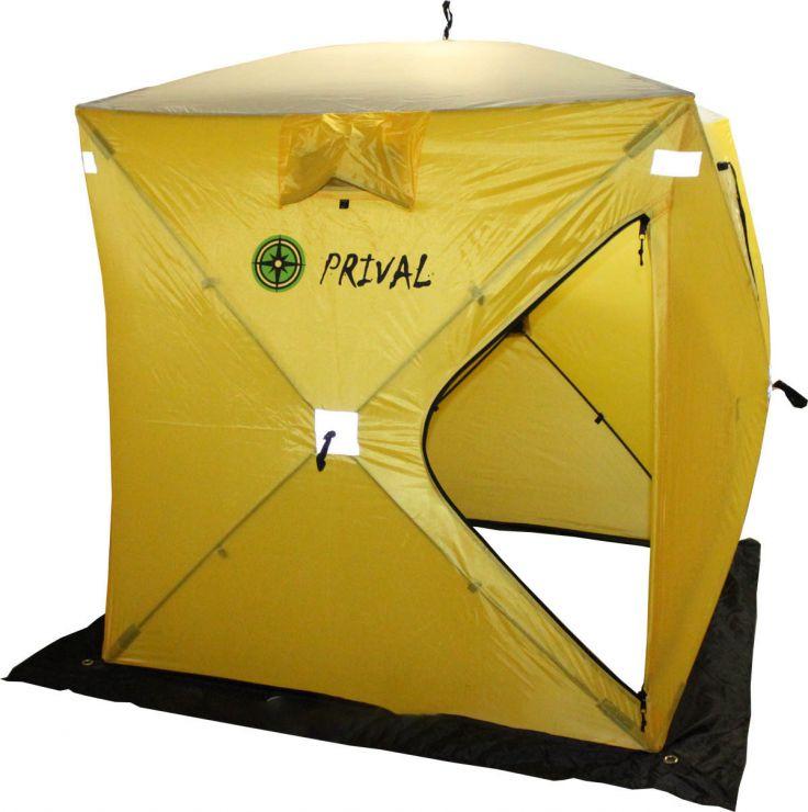 Палатка   зимняя куб PRIVAL Сахалин 2
