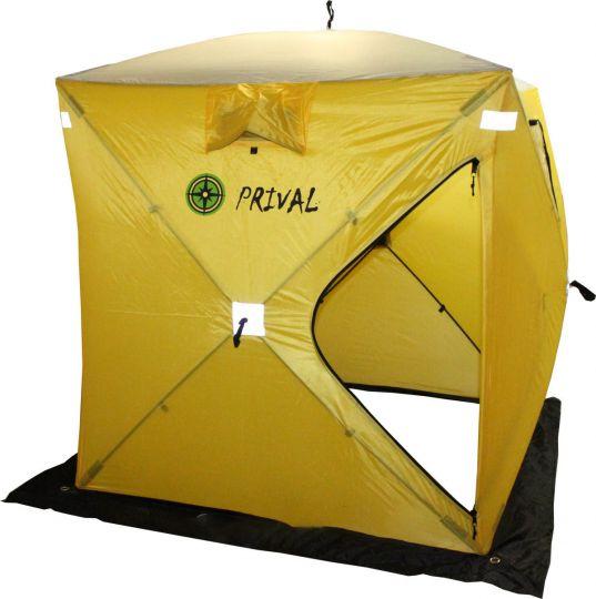 Палатка   зимняя куб PRIVAL Сахалин 2 150*150*165