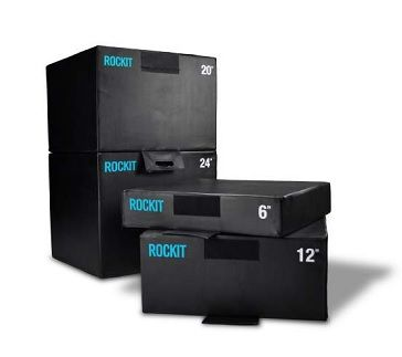 Набор плиобоксов Rockit (15 см, 30 см, 50 см, 60 см)