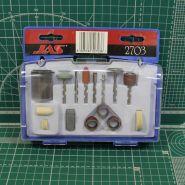 Набор расходных материалов для бормашин,  59 предмета