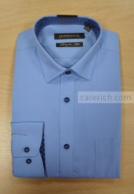 Рубашки ПОДРОСТКОВЫЕ "IMPERATOR", оптом 12 шт., артикул: Alaska/K944-П
