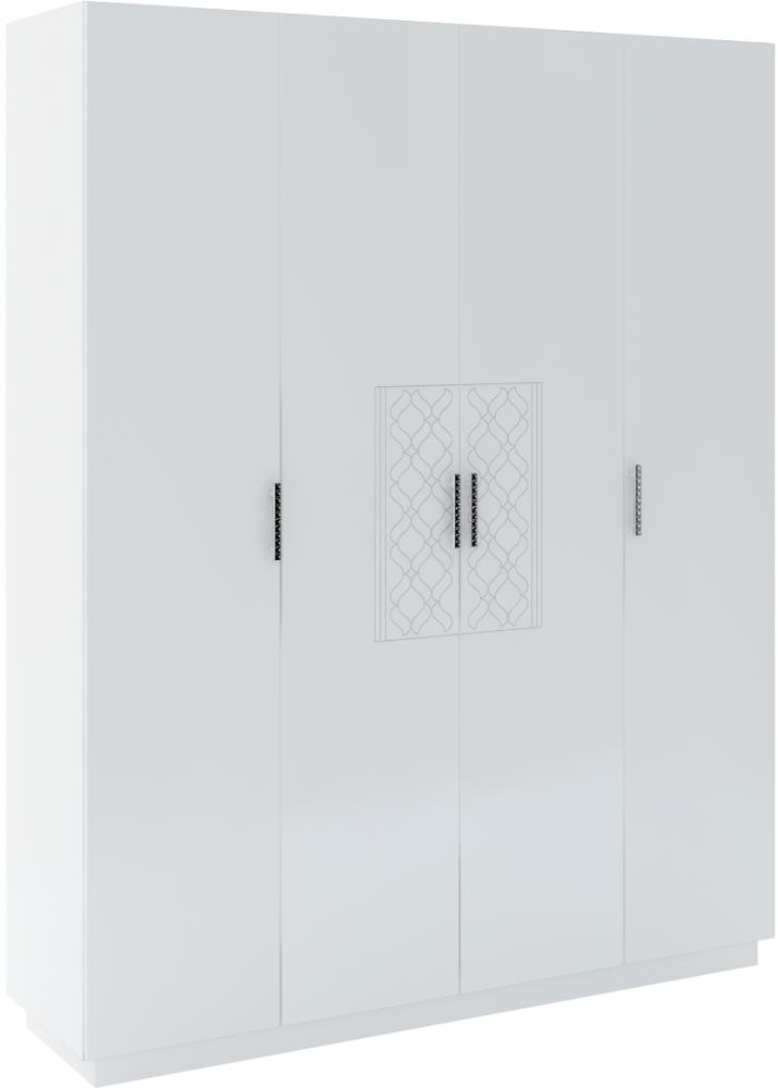 Тиффани Шкаф 4-х дверный М21