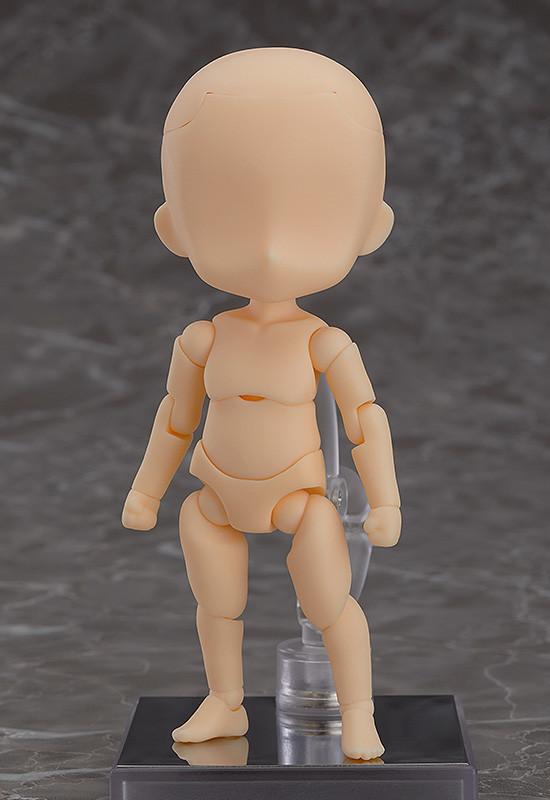 Nendoroid Doll archetype Boy (Almond Milk)