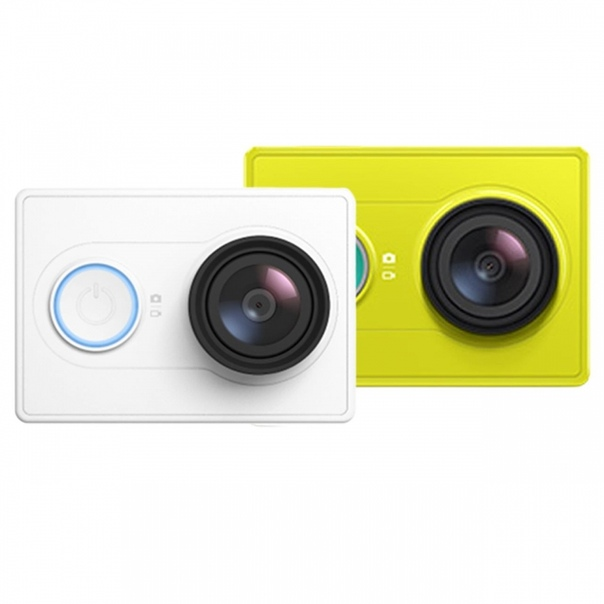 Экшн камера Xiaomi Yi Action Camera Basic Edition