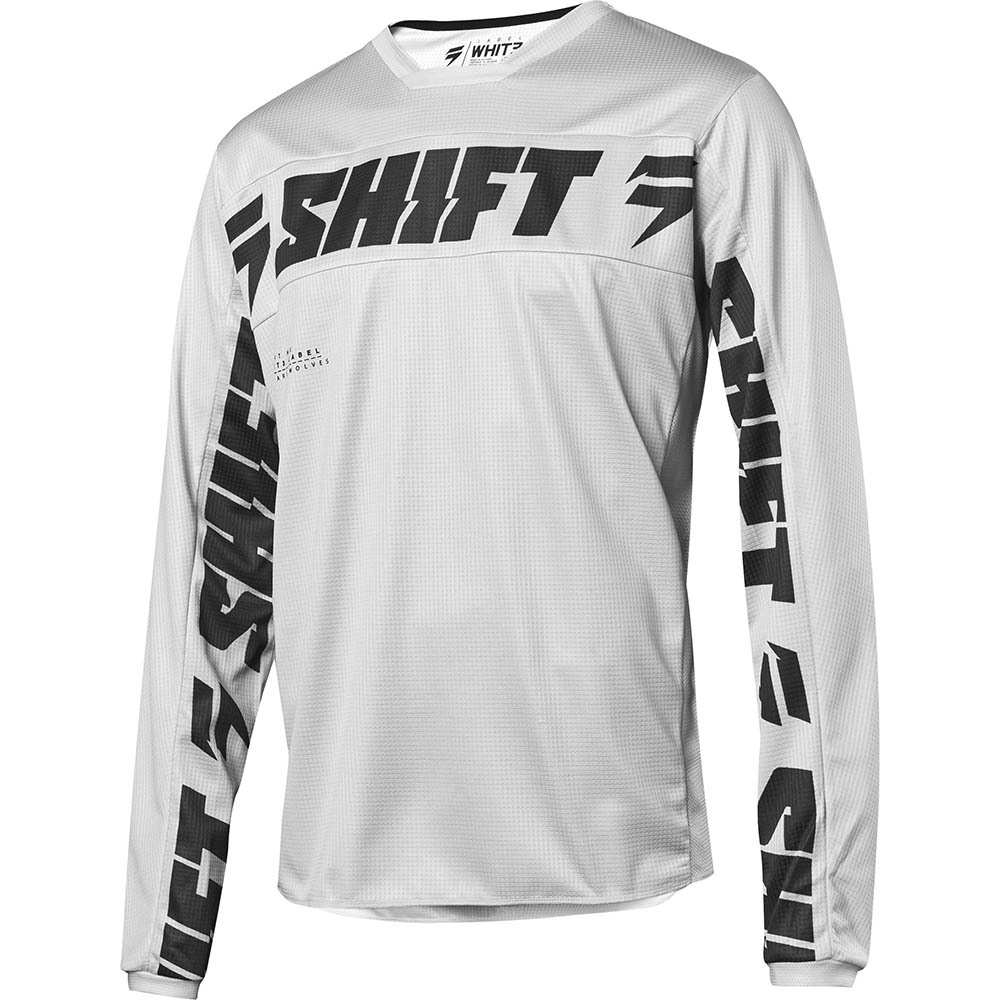 Shift - 2020 Whit3 Label Syndicate LE Clay джерси, белое