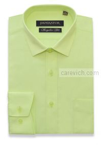"""Рубашки ПОДРОСТКОВЫЕ """"IMPERATOR"""", оптом 12 шт., артикул: Lime-П"""