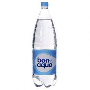Вода Бон Аква без газа 1л