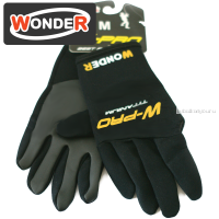 Перчатки рыболовные Wonder WG-FGL012 #M