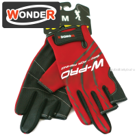 Перчатки рыболовные без 3ех пальцев Wonder WG-FGL022 #M