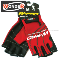 Перчатки рыболовные безпалые Wonder WG-FGL032 #M