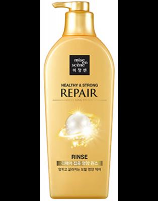 Питательный  кондиционер MISE EN SCENE Pearl Healthy & Strong Repair Rinse 780 мл