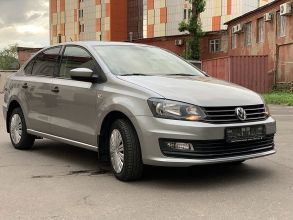 Volkswagen Polo 2019 г. Автомат