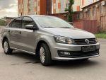 Прокат авто Volkswagen Polo 2018 г. в Москве без водителя.