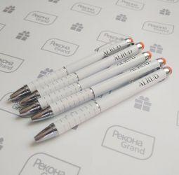 ручки со стилусом с логотипом на заказ