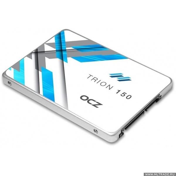 "Накопитель SSD WD WD Green OCZ Original SATA III 240Gb TRN150-25SAT3-240G Trion 150 2.5"" 352250 (арт. WDS240G1G0A"