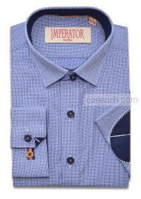 "Детская рубашка школьная,    ""IMPERATOR"", оптом 10 шт., артикул: Smart 1_LOK"