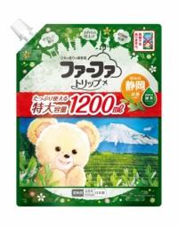 Nissan FaFa Shidzuoka Кондиционер для детского белья 1,2 л в мягкой упаковке