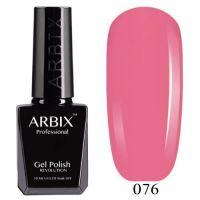 Arbix 076 Клубника со Сливками Гель-Лак , 10 мл