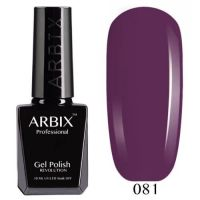 Arbix 081 Изабелла Гель-Лак , 10 мл