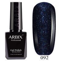 Arbix 092 Звёздное Небо Гель-Лак , 10 мл