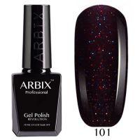 Arbix 101 Ночная Валенсия Гель-Лак , 10 мл