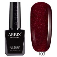 Arbix 103 Эсмеральда Гель-Лак , 10 мл