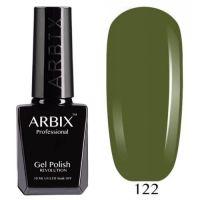 Arbix 122 Карибские Джунгли Гель-Лак , 10 мл