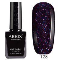 Arbix 128 Шоколадный Штрудель Гель-Лак , 10 мл