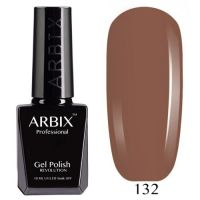 Arbix 132 Ореховый Мокко Гель-Лак , 10 мл
