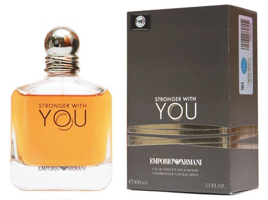 "Giorgio Armani ""Emporio Armani Stronger With You""100 мл (LUX)"