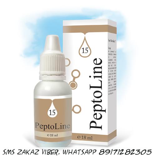 Олигопептид для молочных желез Пептолайн 15