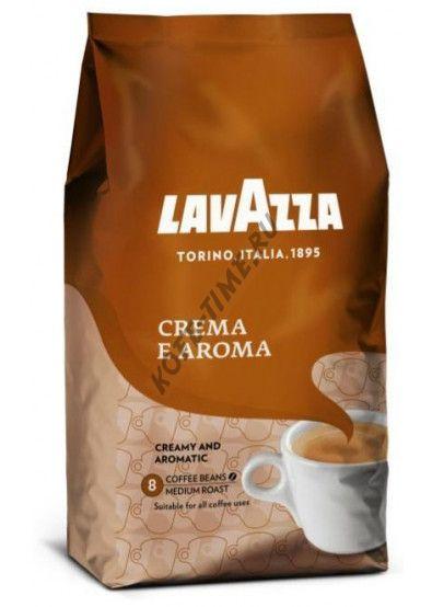 Кофе Lavazza Crema e Aroma, 1кг.