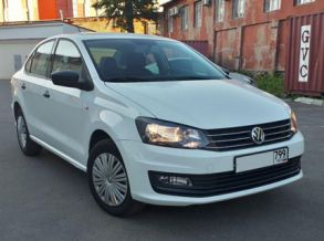 Volkswagen Polo 2017 г. Автомат