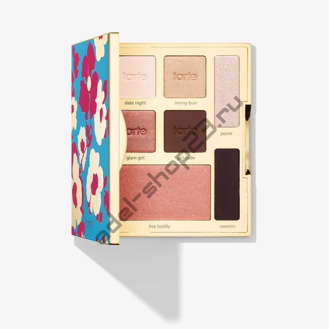 Tarte - limited-edition happy girls shine brighter eye & cheek palette