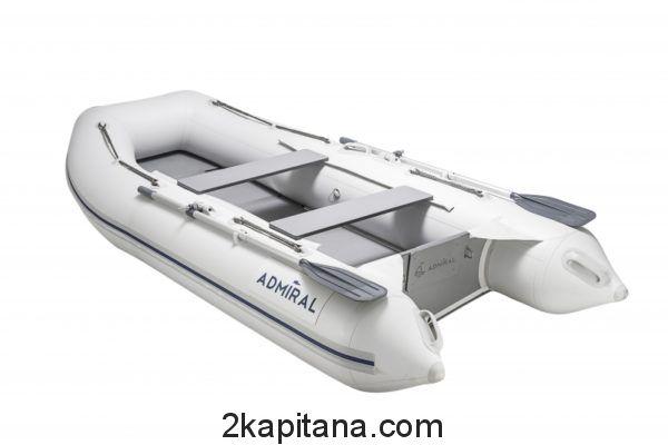 Лодка Адмирал ПВХ надувная 270
