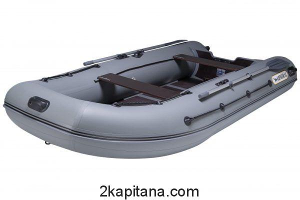 Лодка Адмирал ПВХ надувная 350