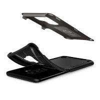 Оригинальный чехол Spigen Hybrid Armor для Samsung Galaxy S9 Plus стальной: купить недорого в Москве — доступные цены на противоударные чехлы Спиген для телефонов Самсунг галакси С9 Плюс в интернет-магазине «Elite-Case.ru»