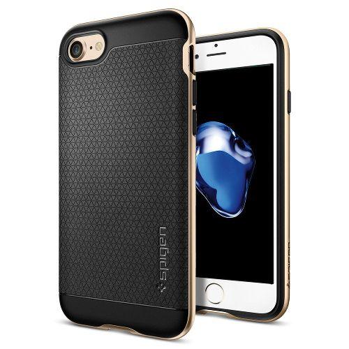 Чехол Spigen Neo Hybrid для iPhone 7 золотой