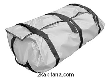 Сумка лодочная из ткани ПВХ 370-390
