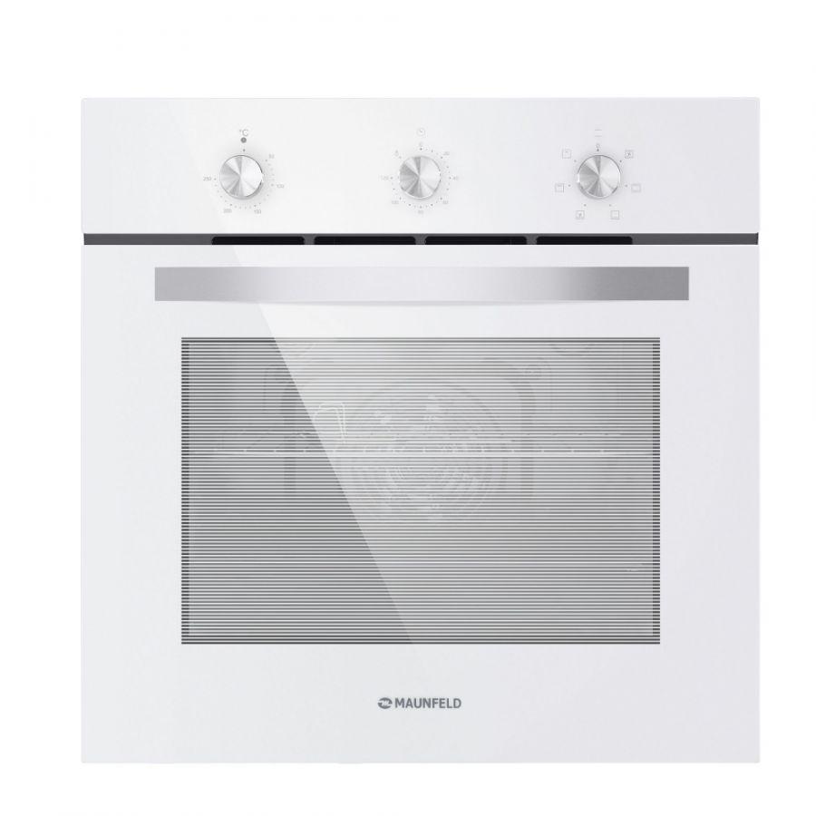 Электрический духовой шкаф MAUNFELD EOEC.586 W белый