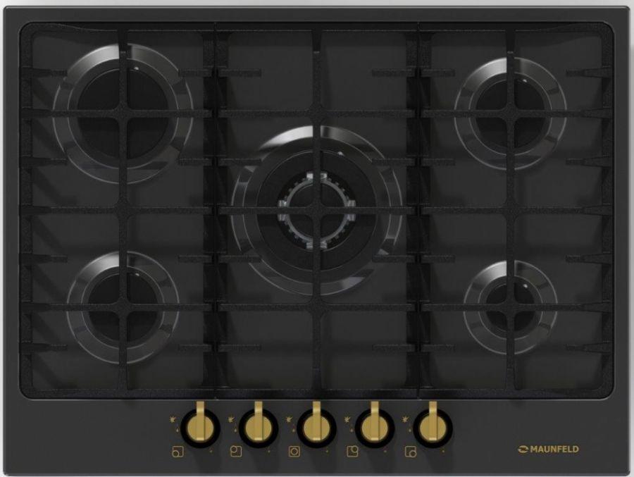 Варочная панель MAUNFELD MGHE.75.78RIG черный